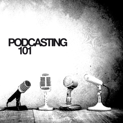 Podcasting 101 image card